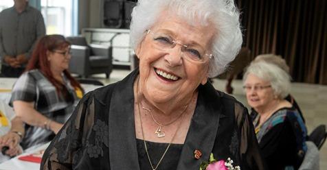 Madame Rita Gélinas: une femme d'engagement!
